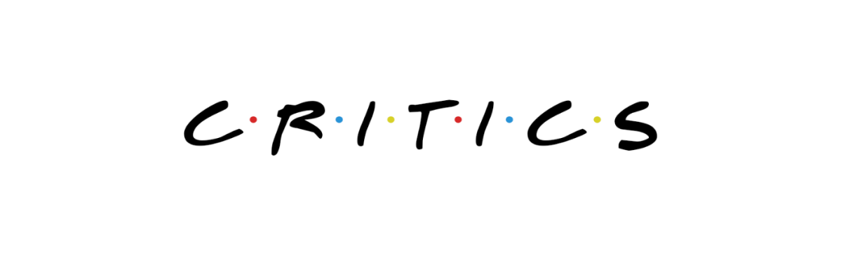 Critics VS Critical Friends - Blog Header